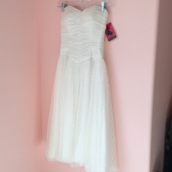 Unique Vintage Dresses | Nwt Retro Wedding Dress | Poshmark